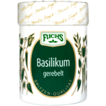 Fuchs Basilikum gerebelt 20g