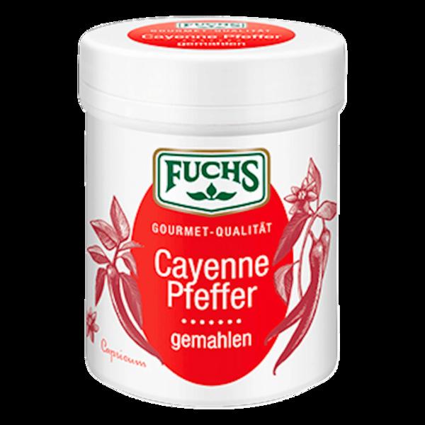 Fuchs Cayenne Pfeffer gemahlen 60g