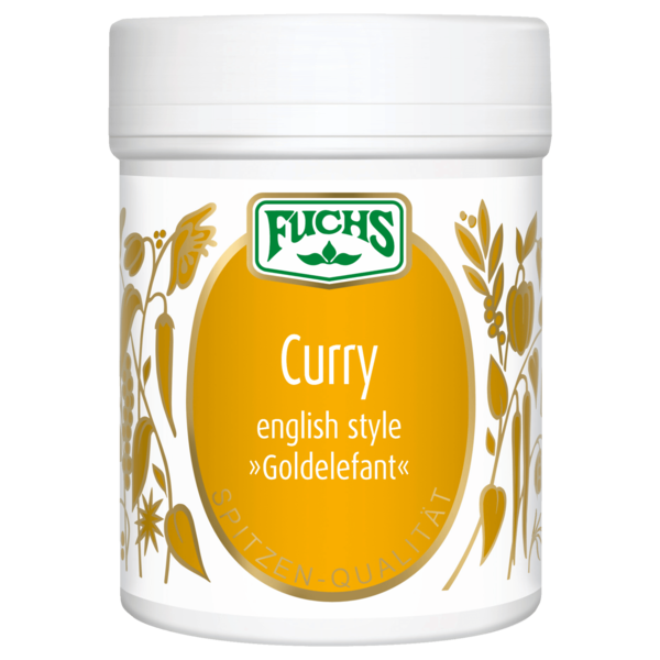 "Fuchs Curry english Style ""Goldelefant"" 60g"