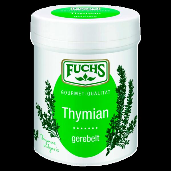 Fuchs Thymian gerebelt 25g