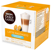 Nescafé Dolce Gusto Latte Macchiato ungesüßt 168g, 16 Kapseln