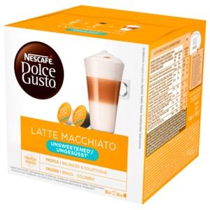 Nescafé Dolce Gusto Latte Macchiato ungesüßt 168g