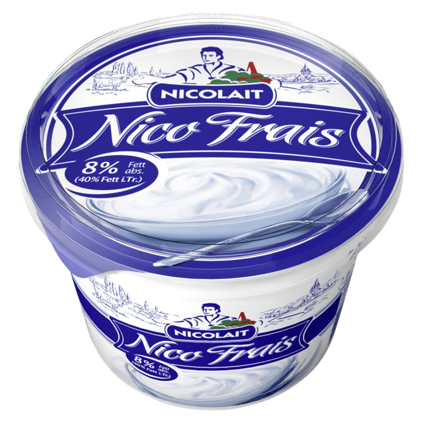 Nicolait Nico Frais 8% Fett absolut 500g