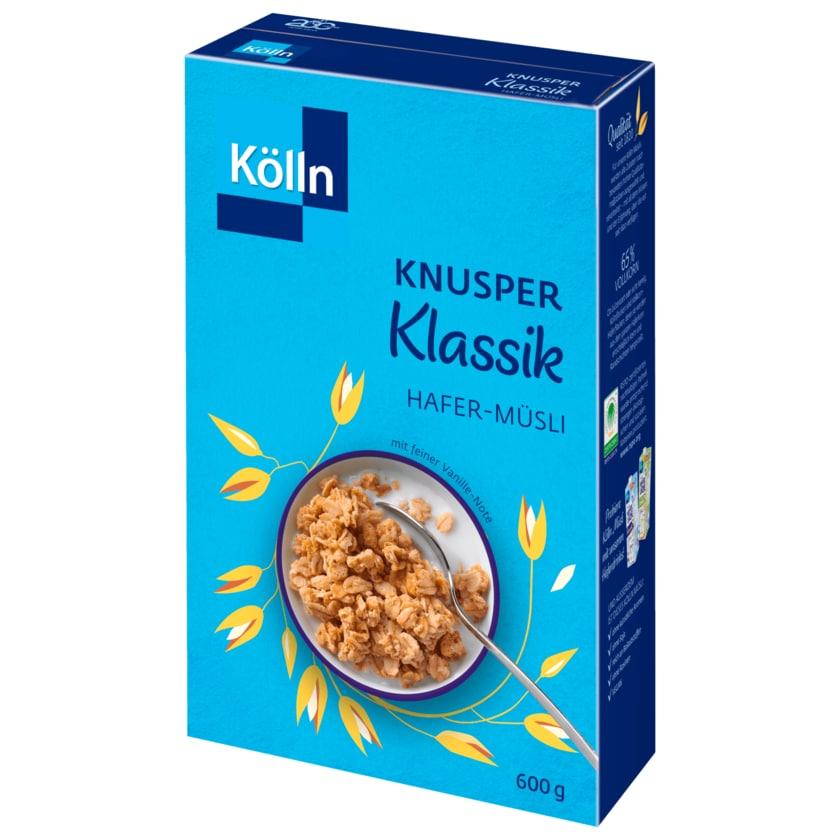 Kölln Müsli Knusper Klassik 600g