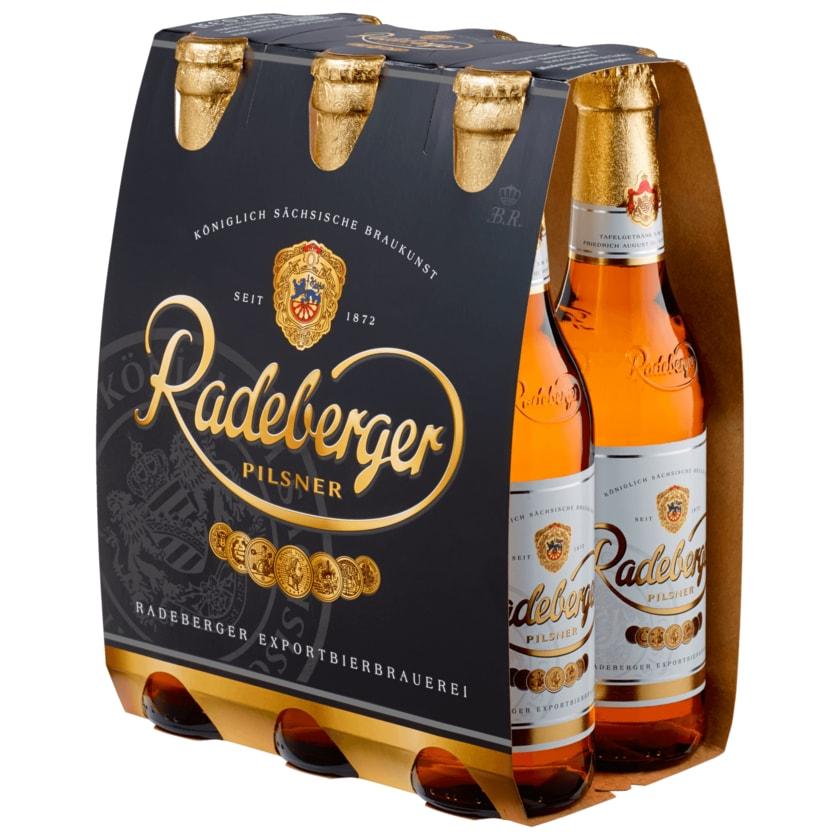 Radeberger Pilsner 6x0,5l