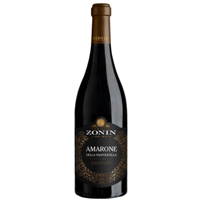 Zonin Rotwein Amarone della Valpolicella trocken 0,75l