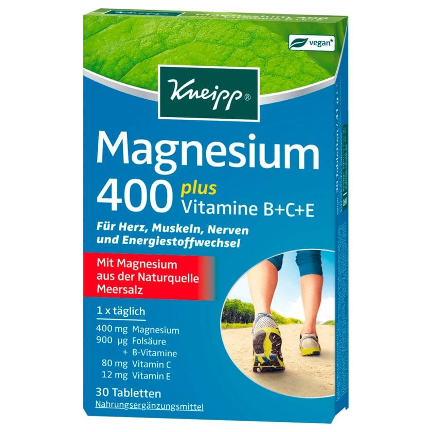 Kneipp Magnesium 400 30 Stück