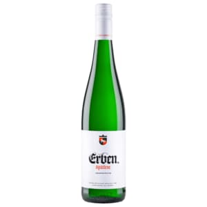 Erben Spätlese Rheinhessen lieblich 0,75l
