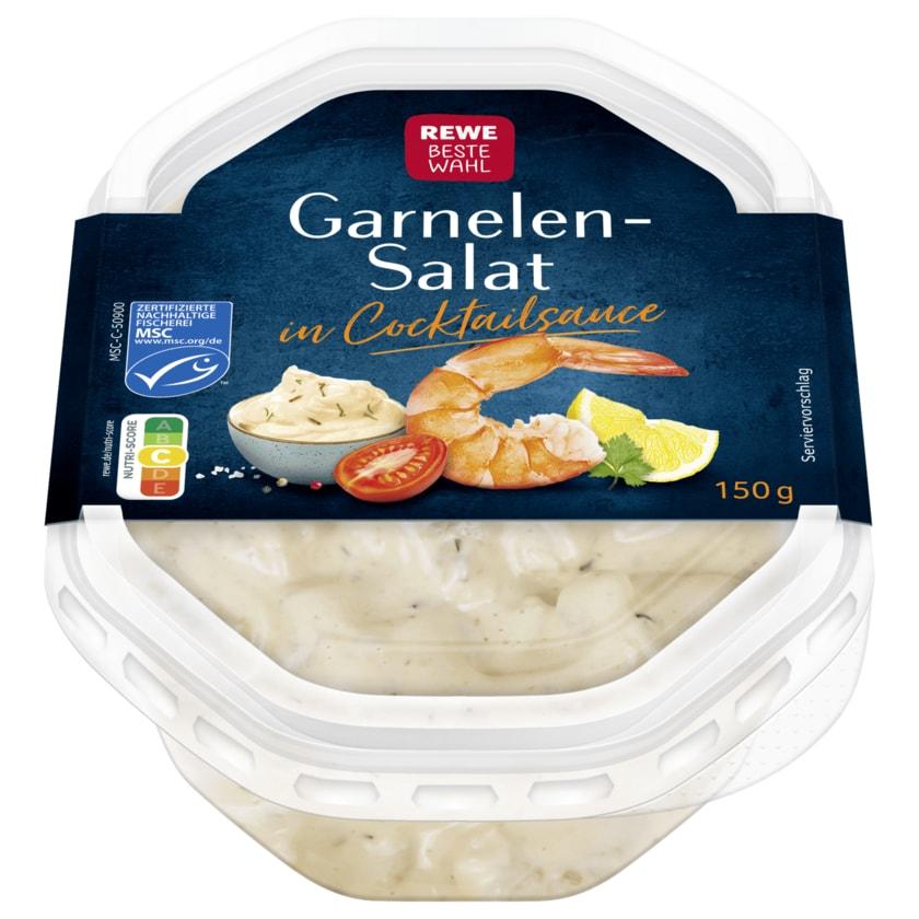 REWE Beste Wahl Garnelensalat in Cocktailsauce 150g