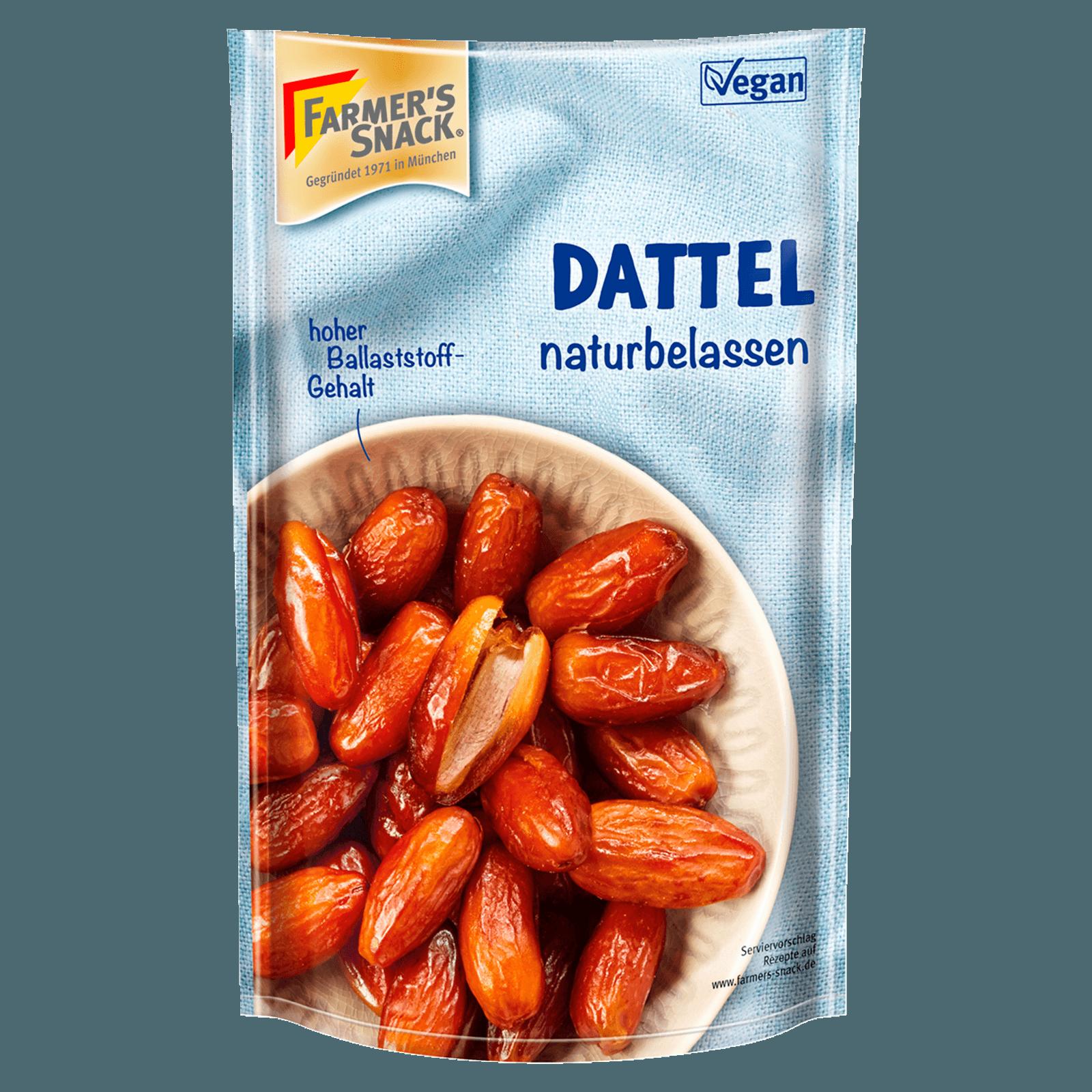 Farmer's Snack Dattel 200g