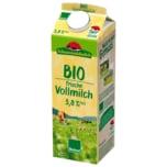 Schwarzwaldmilch Frische Bio Vollmilch 3,8% 1l