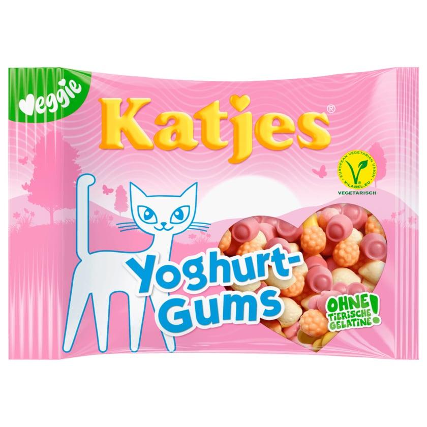 Katjes Fruchtgummi Yoghurt-Gums 200g