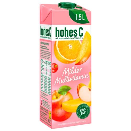 Hohes C Milder Multivitamin