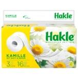 Hakle Toilettenpapier Kamille, 16x150 Blatt, 3-lagig