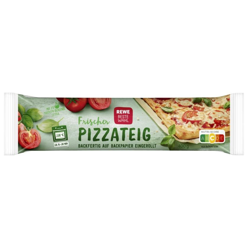 REWE Beste Wahl Frischer Pizzateig 400g