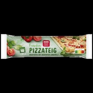 Rewe Beste Wahl Frischer Pizzateig 400g Bei Rewe Online Bestellen