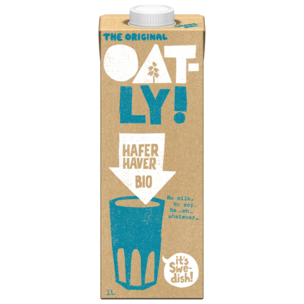 Oatly Bio Hafer-Drink Classic vegan 1l
