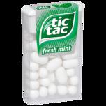 Tic Tac Fresh Mint 18g