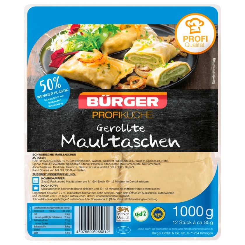 Bürger Maultaschen 1kg