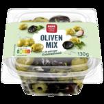 REWE Beste Wahl Oliven-Mix 130g