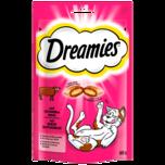 Dreamies mit leckerem Rind 60g