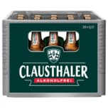 Clausthaler Extra Herb Premium alkoholfrei 20x0,5l