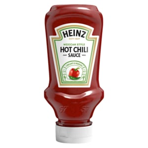 Heinz Hot-Chili-Sauce 220ml