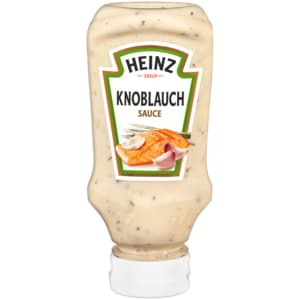 Heinz Knoblauch-Sauce 220ml