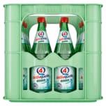 Q4 Aktivquelle Mineralwasser Medium 12x0,75l