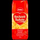 Zabler Hochzeit Nudeln Bändchen 250g