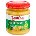 Bautz'ner Senf Brotaufstrich Gartenkräuter 200ml
