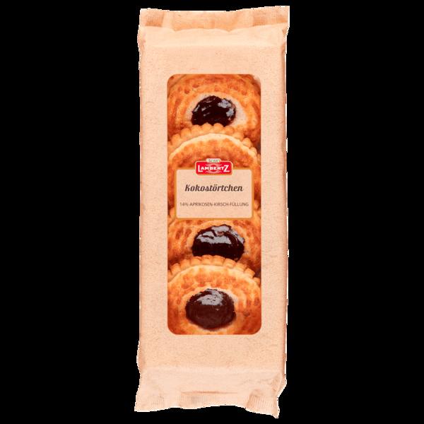 Lambertz Kokostörtchen Aprikose-Kirsch 200g