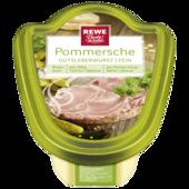 REWE Beste Wahl Pommersche Gutsleberwurst 125g