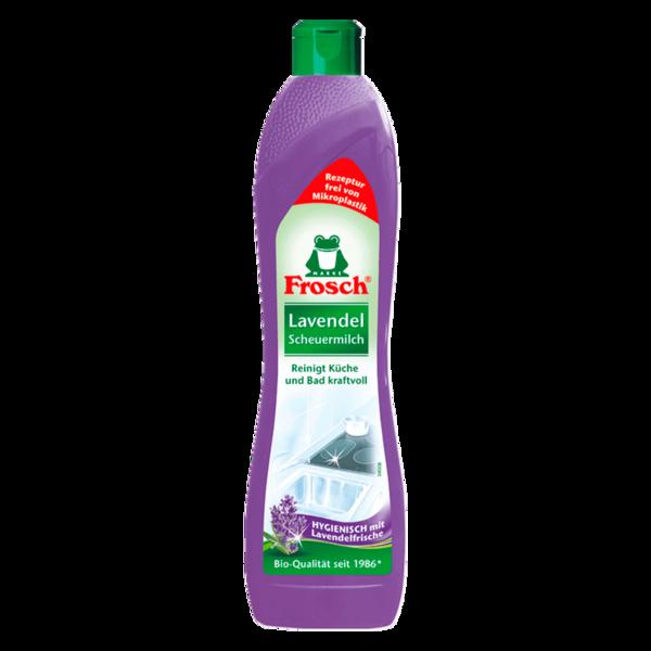 Frosch Lavendel Scheuermilch 500ml