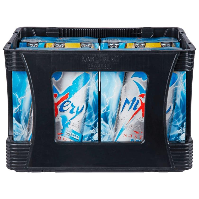 MiXery Nastrov Flavour Iced Blue 4x6x0,33l