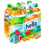 Hella Apfelschorle 6x0,75l