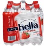 Hella Erdbeer 6x0,75l