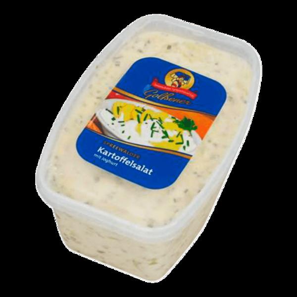 Golßener Kartoffelsalat mit Joghurt 700g