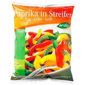 Ardo Paprika in Streifen 1kg