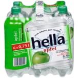 Hella Apfel 6x0,75l