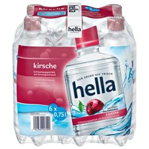 Hella Kirsche 6x0,75l