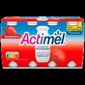 Danone Actimel Drink Erdbeere 8x100g