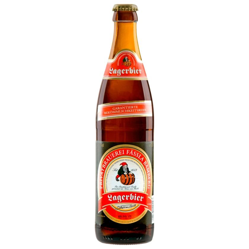 Fässla Lagerbier 0,5l