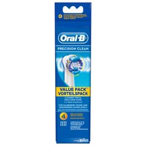 Oral-B Aufsteckbürste Precision Clean 4 Stück