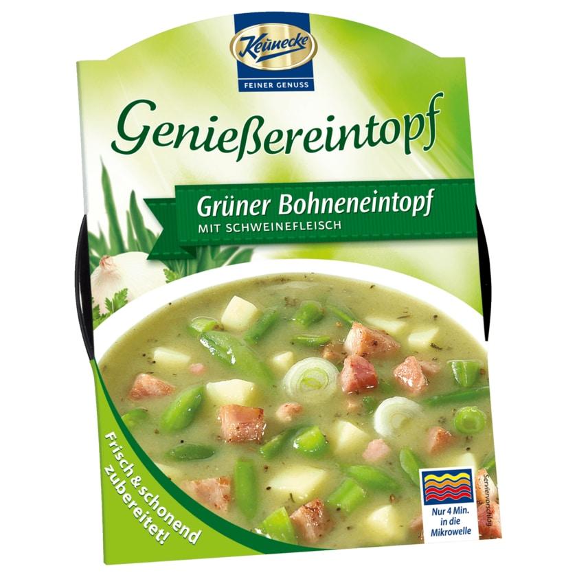 Keunecke Genießereintopf Grüner Bohneneintopf 420g
