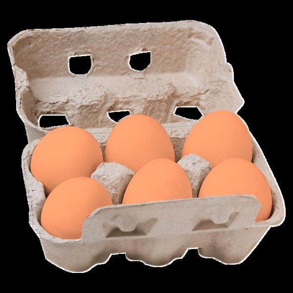 Hagenauer Hof Bio Eier 6 Stück