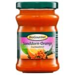BioGourmet Fruchtaufstrich Sanddorn-Orange 200g