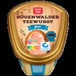 REWE Beste Wahl Rügenwalder Teewurst fein zerkleinert 125g