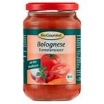 BioGourmet Tomatensauce Bolognese 340g
