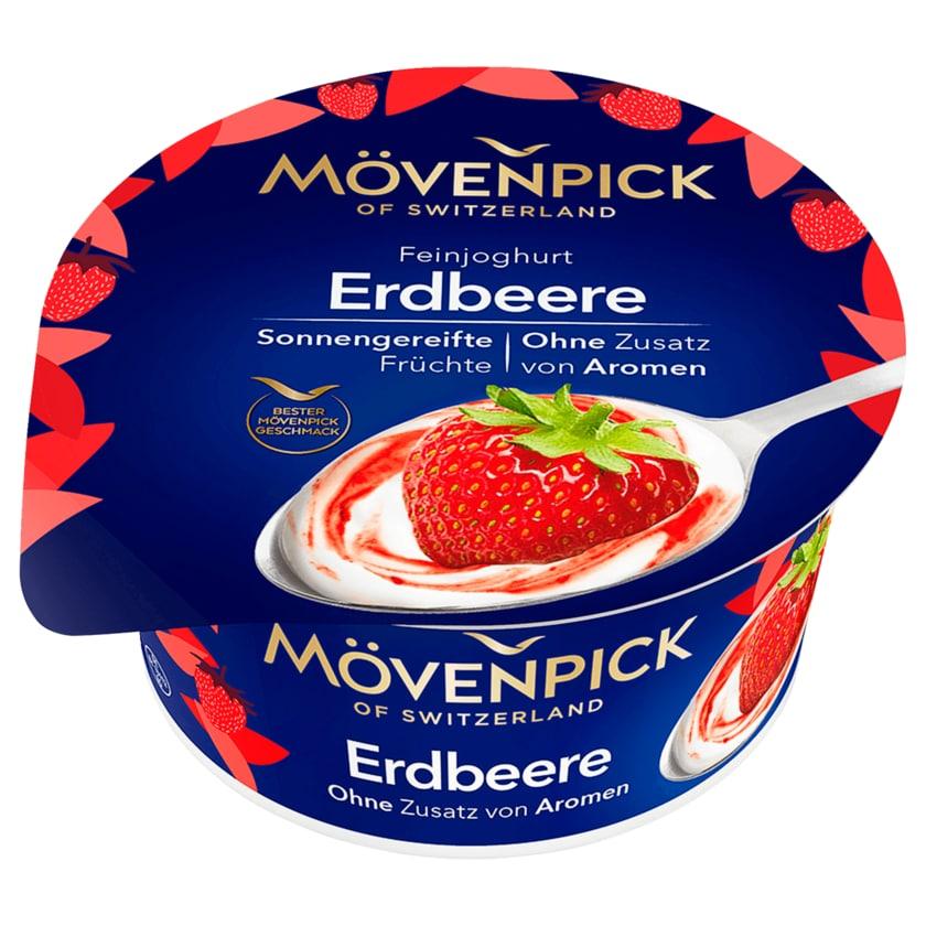 Mövenpick Feinjoghurt Erdbeere 150g